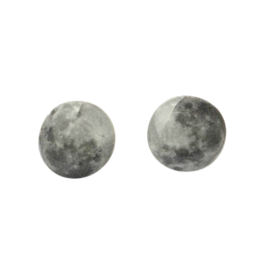Dark Moon Earring