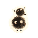 Soot Sprites Vinyl Sticker Decal