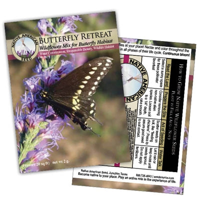 Butterfly Retreat mix