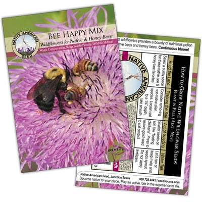 Bee Happy mix