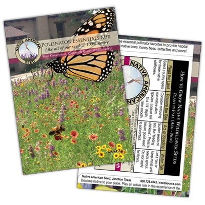 Pollinator Essentials Mix