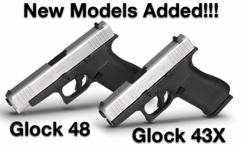 New Glock models added!! | Wolf Hollow Tactical