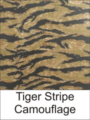 Tiger Stripe Camouflage