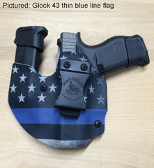 thin blue line kydex