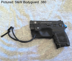 Smith & Wesson Bodyguard .380 trigger guard holster