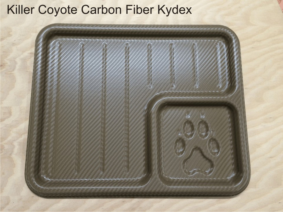 killer coyote edc dump tray