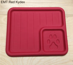 EMT red edc dump tray