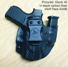 wolf pack aiwb, sidecar holster