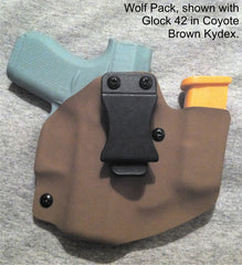 Wolf Pack AIWB for Glock 42
