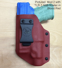 Springfield Armory Mod 2 with TLR1 IWB holster