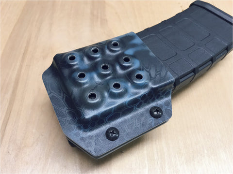 AR 15 Magazine Holder in Kryptek Neptune