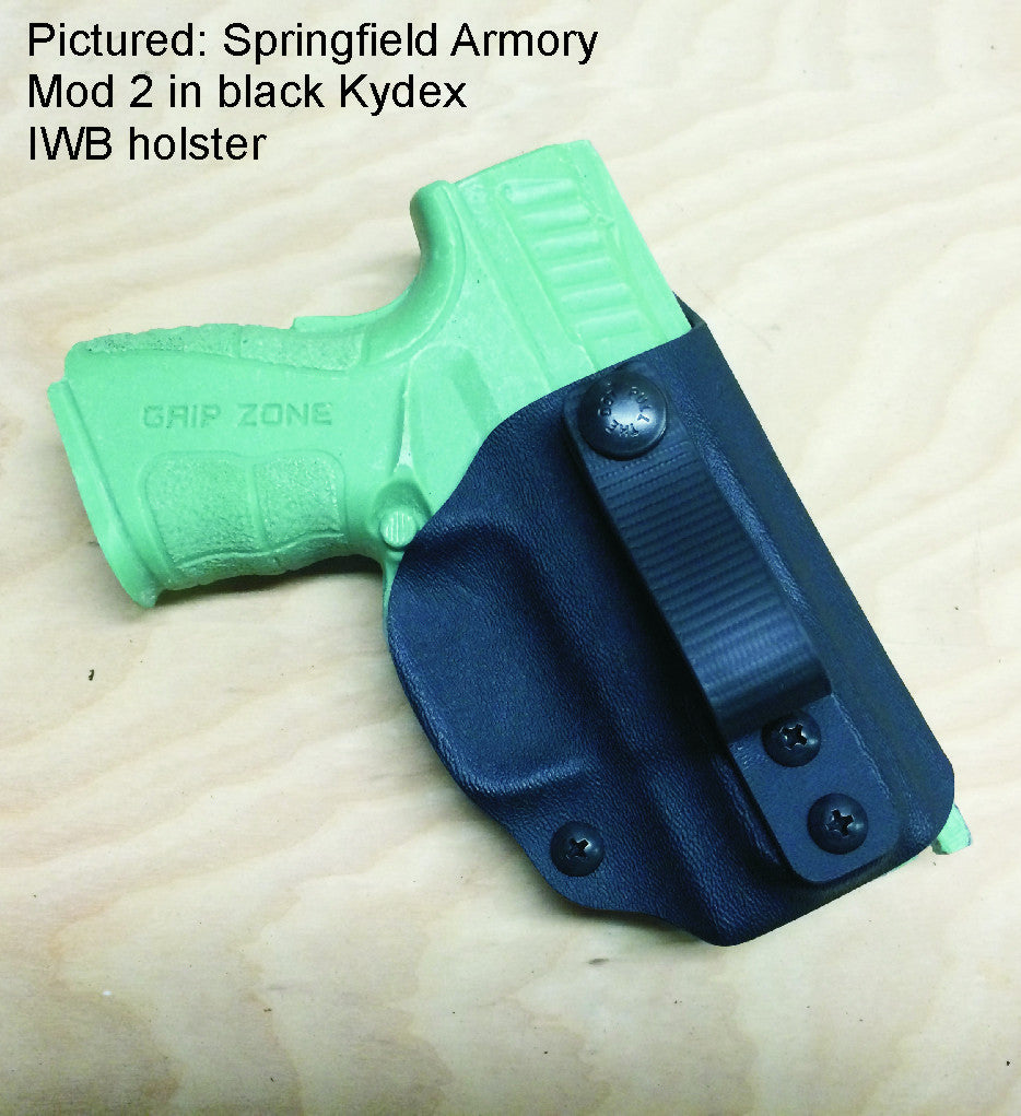Springfield Armory mod 2 holster