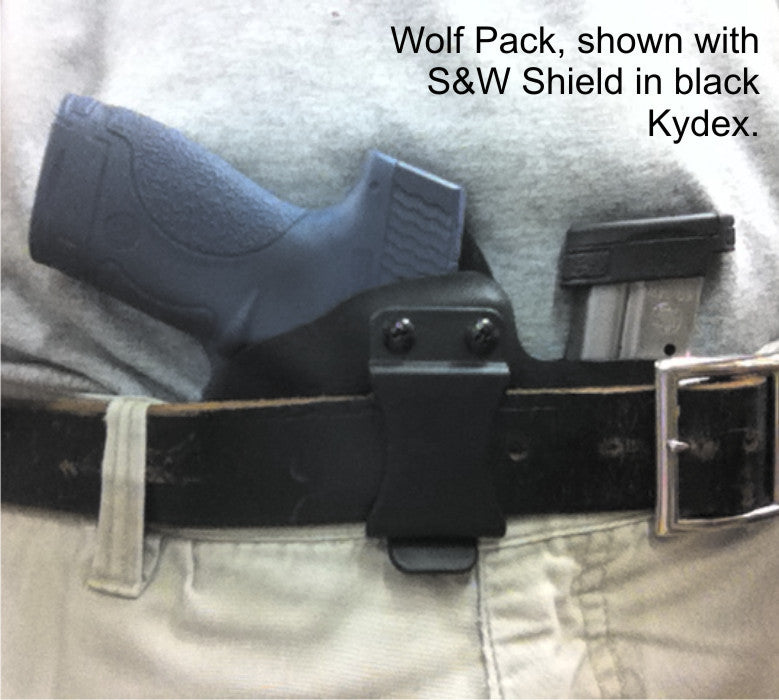 Wolf Pack AIWB for S&W Shield