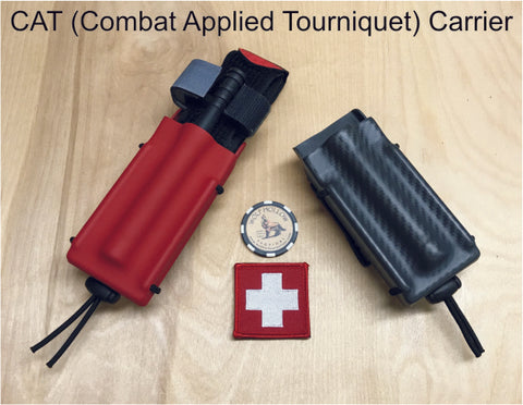 CAT (Combat Applied Tourniquet) Carrier