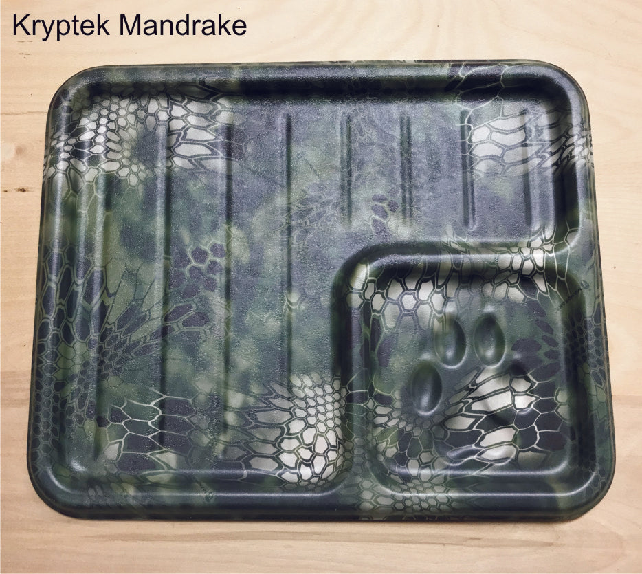 EDC Tray in Kryptek Mandrake