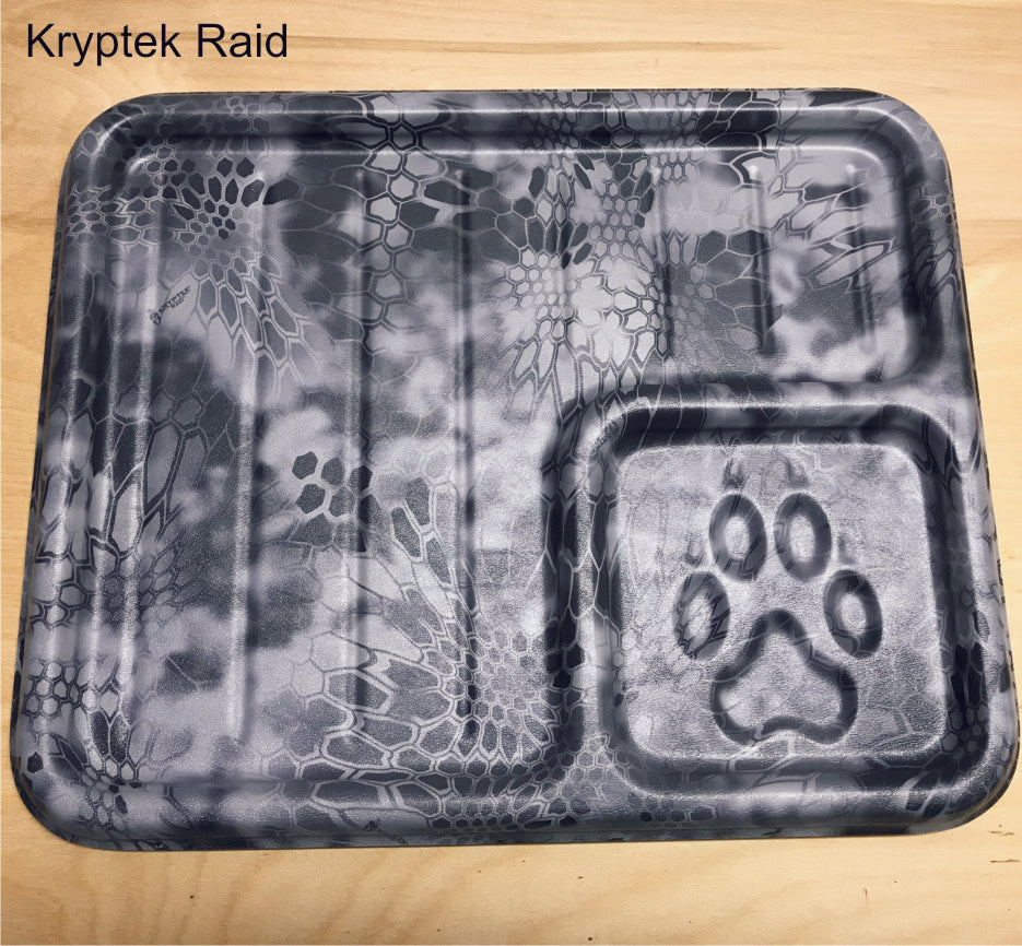 EDC Tray in Kryptek Raid