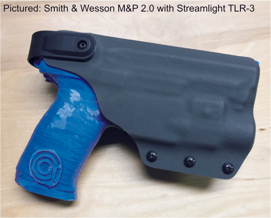 S&W M&P 2.0 retention holster
