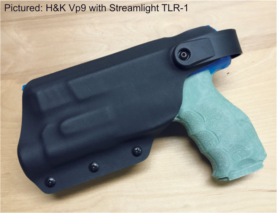 Light Bearing Retention Holsters | Wolf Hollow Tactical