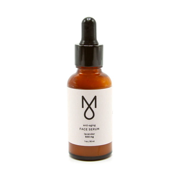 CBD Face Serum 500 mg