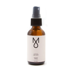 CBD Hydrating Mist 100 mg