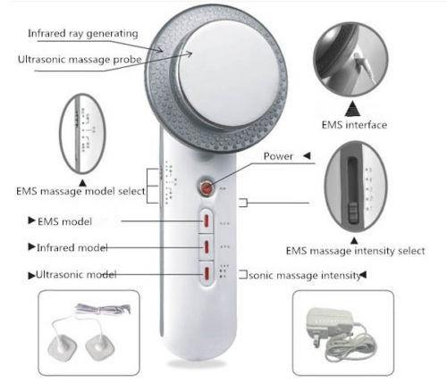 Ultrasound Slimming Massager - Kilodyl