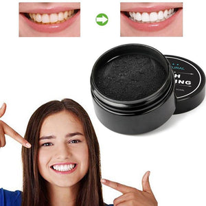 Charcoal Powder Teeth Whitener - Kilodyl