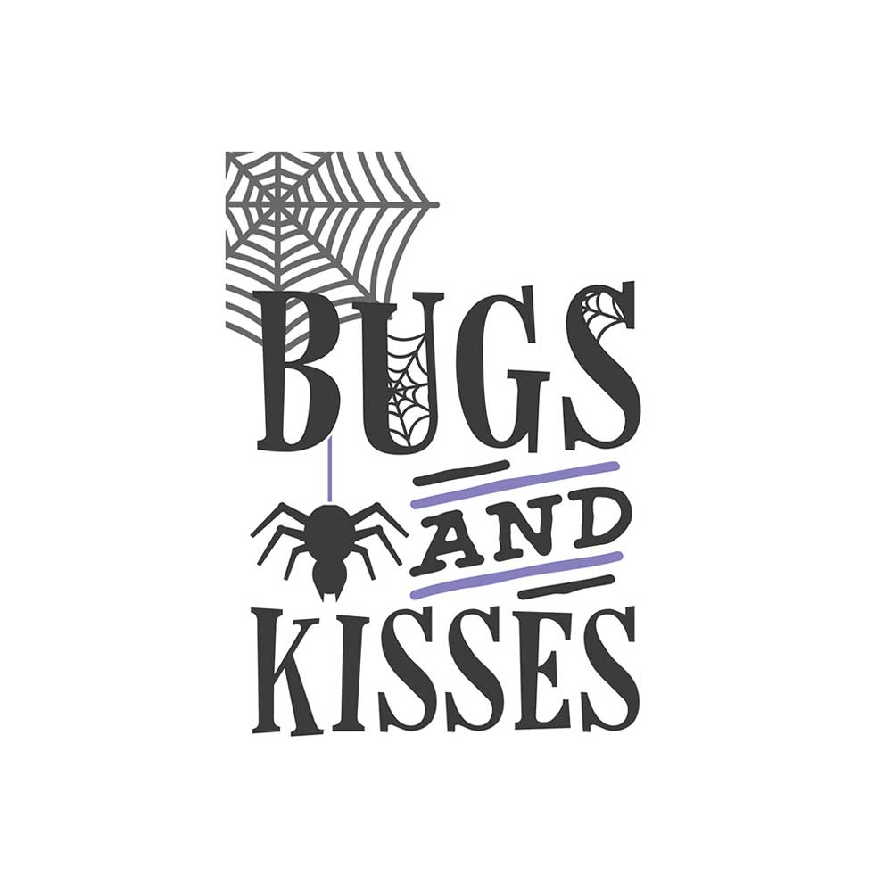 Bugs and Kisses - Spirit Tag