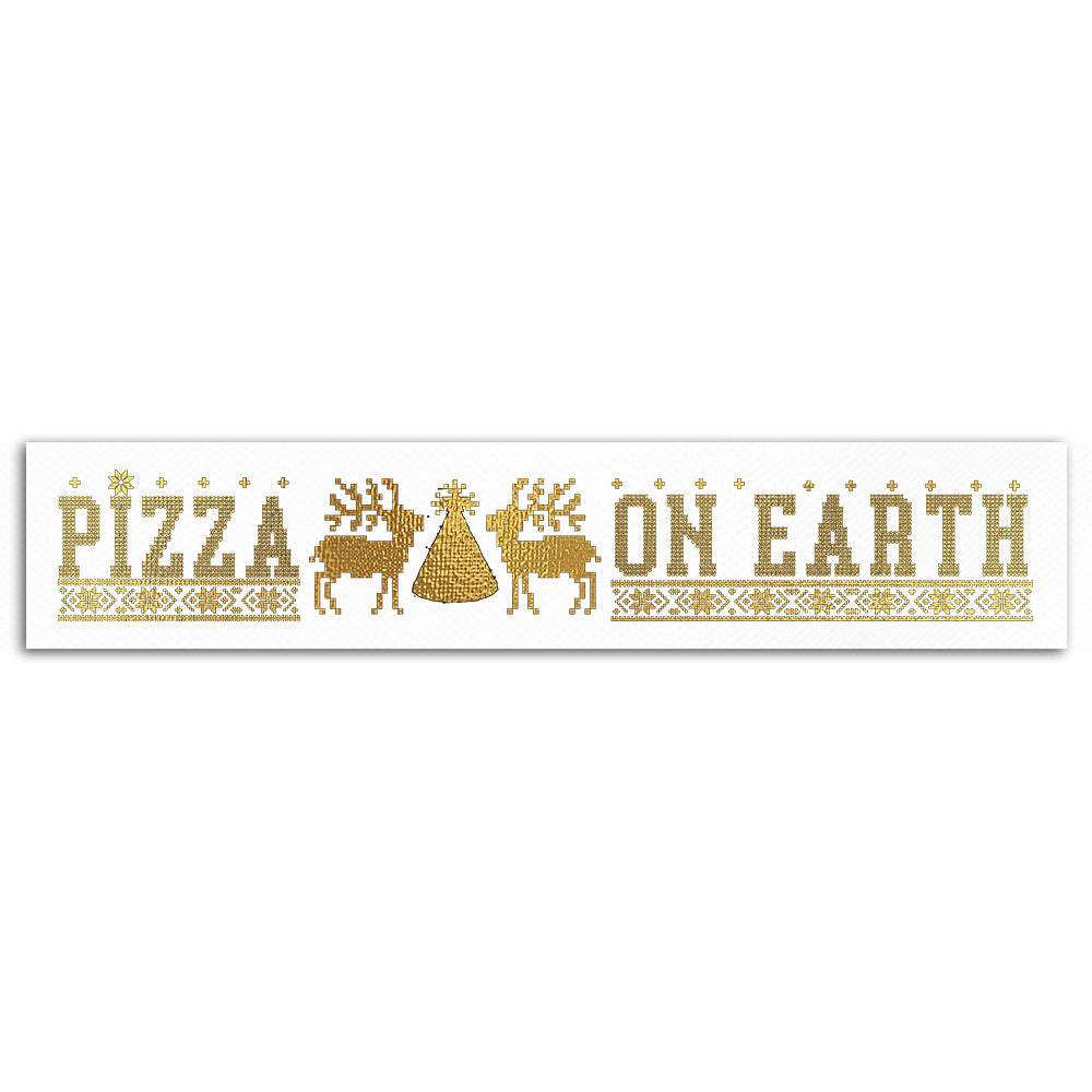 Let There Be Pizza On Earth