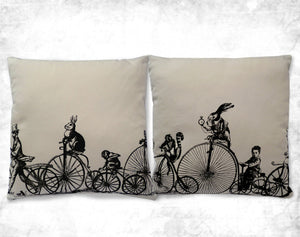 Velocipedes Cushion cover SET