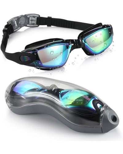 Swimming Goggles No Leaking Anti Fog UV Protection