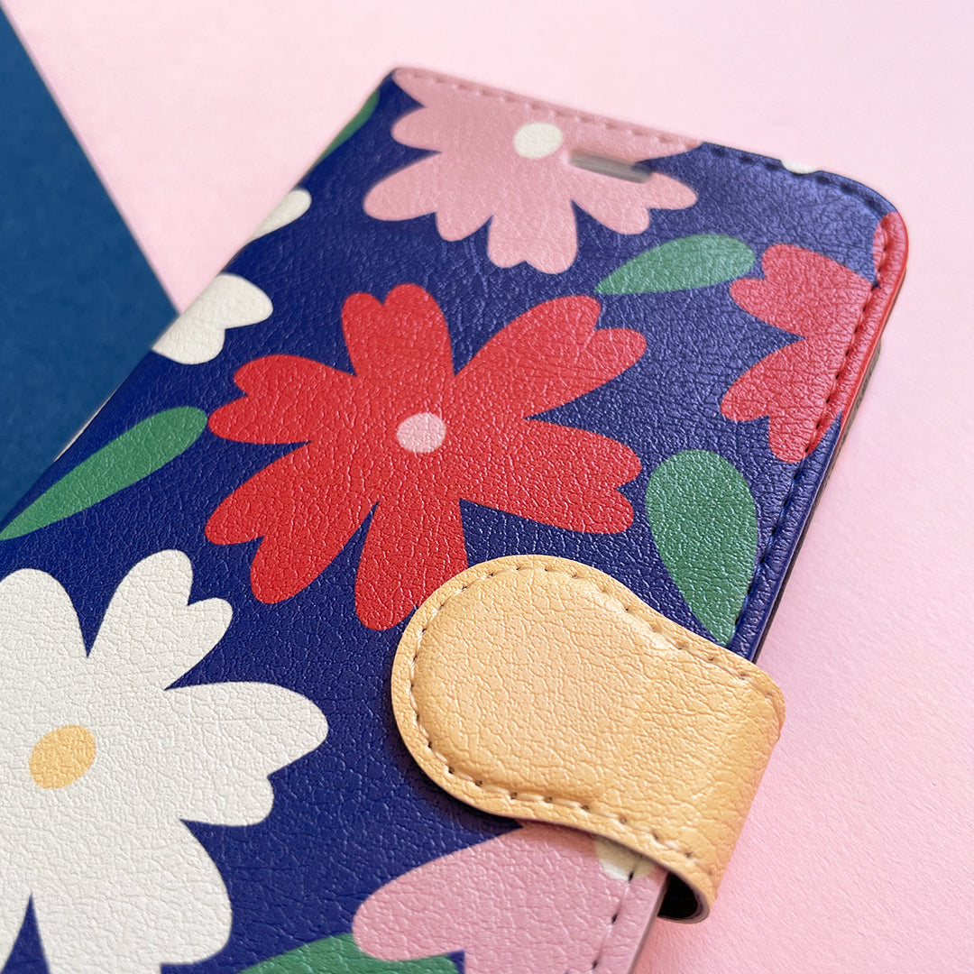 iPhone Folio Case - Dream Flower