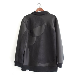 Found Circles Sweater