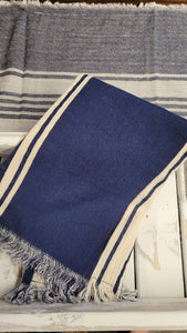 Navy Blue Towel