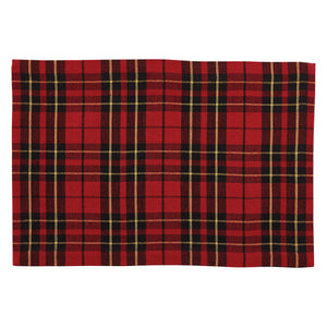 Sportsman Plaid Placemat