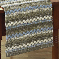 Prairie Wood Chindi Runner