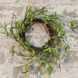 Twig Candle Ring