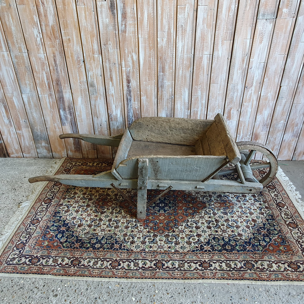 Vintage Wheelbarrow