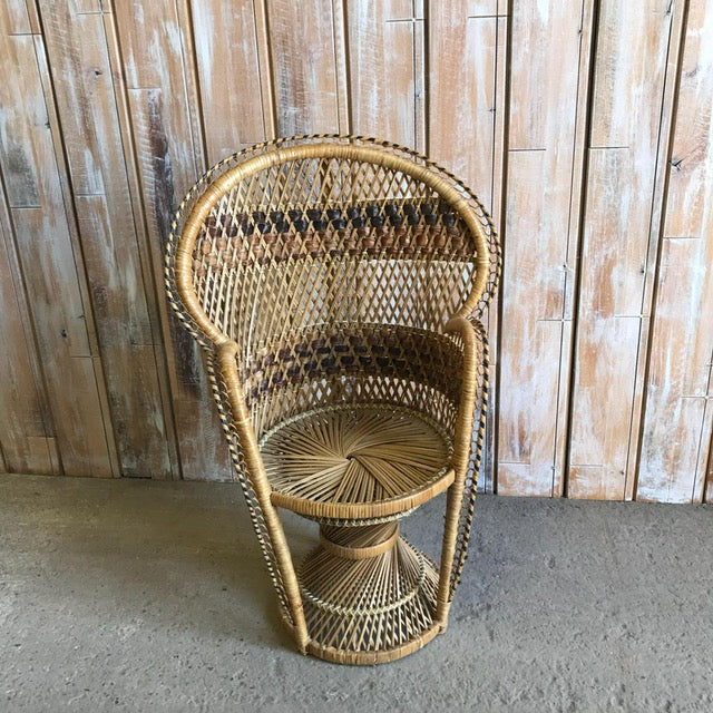 Childs Peacock Chair