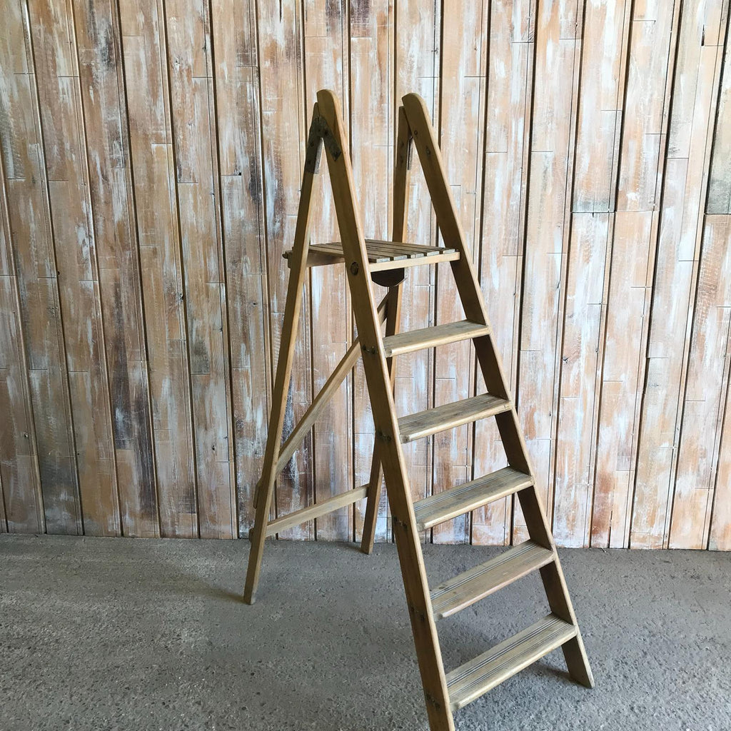 Light Brown Ladder