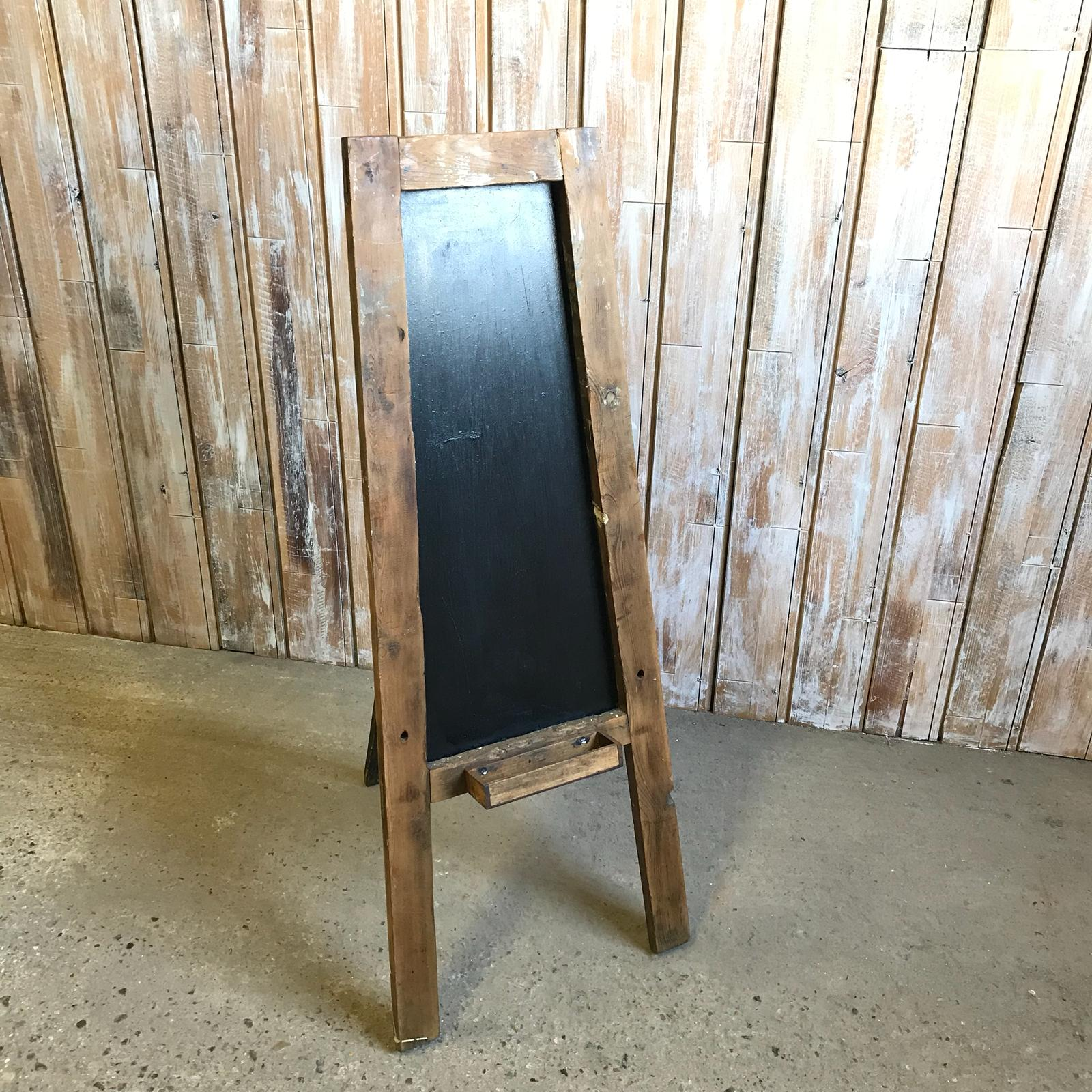 Childs Vintage Chalk Board