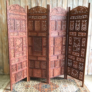 Moroccan Screen