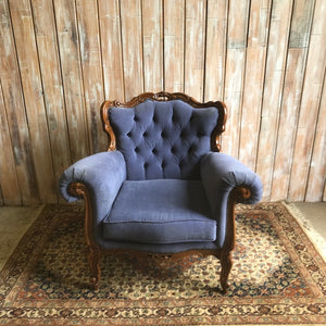 NELSON: Vintage Armchair