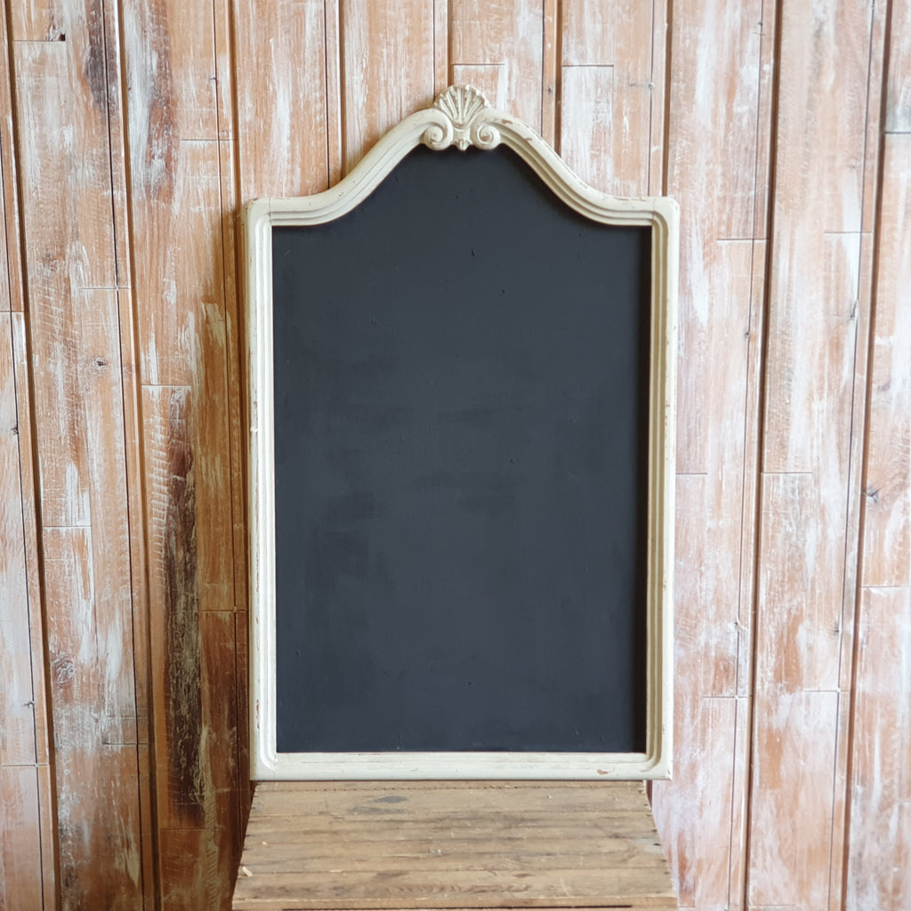 White Chalk Board