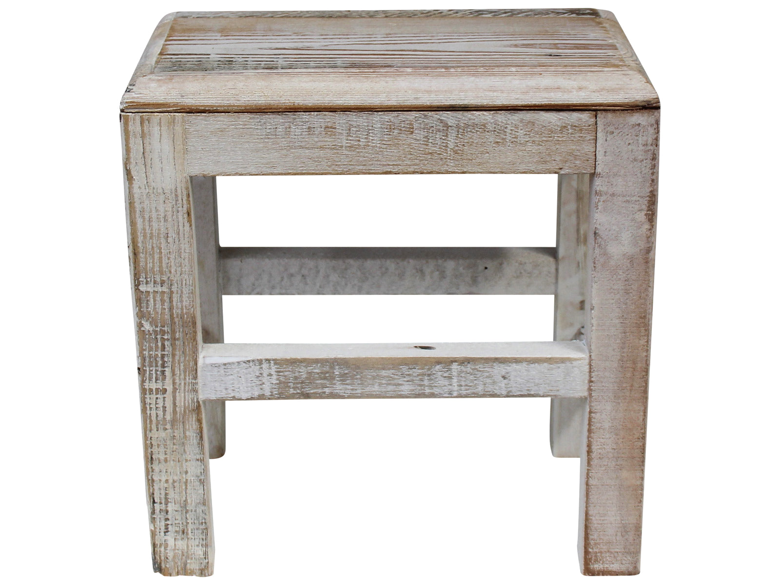 Stool Whitewash