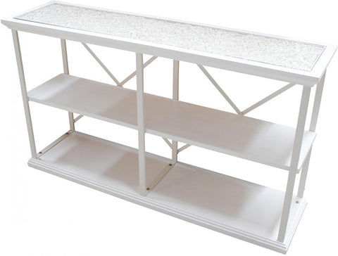 Shelving Unit White