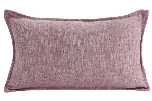 Cushion Linen Blush 50 x30cm