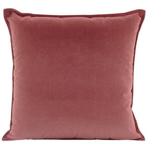 Cushion Velvet Mulberry 55cm x 55cm