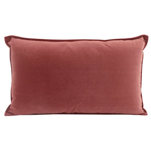 Cushion Velvet Mulberry 30cm x 50cm