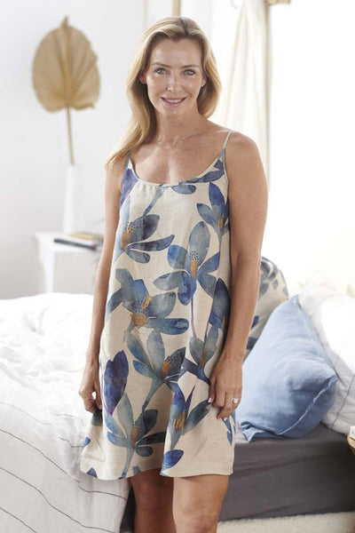 Dress Slip Linen Tulip