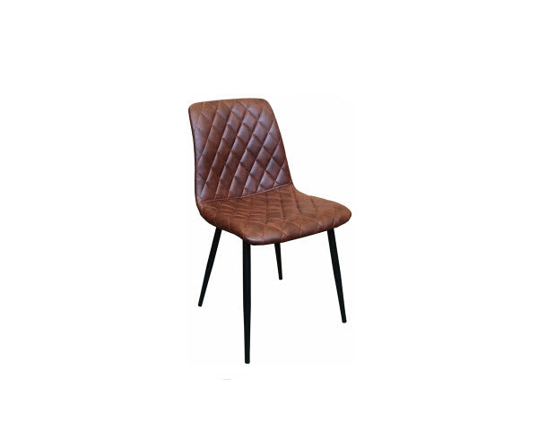 Chair Elise Reddish Brown